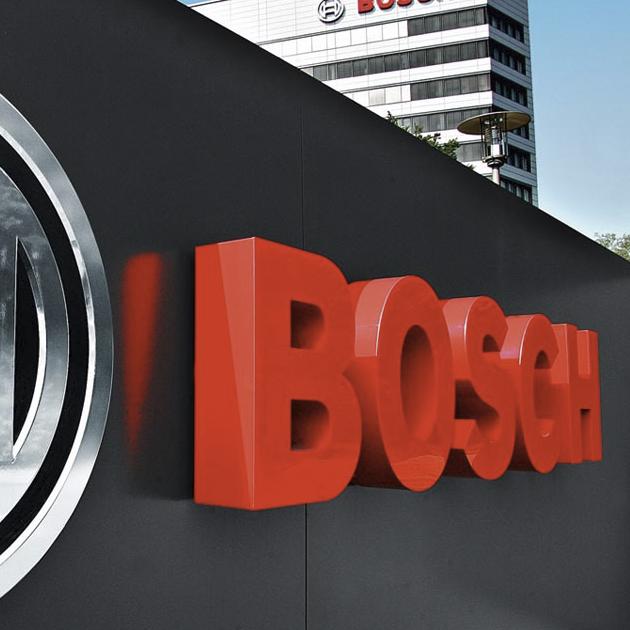 Bosh foca em logística para otimização